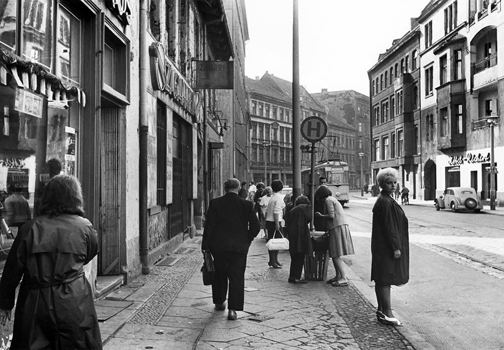 Neue Schönhauser Straße 1965