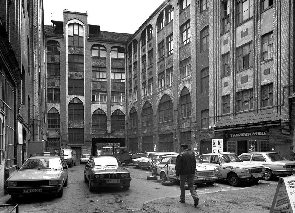 Hof 1 um 1991