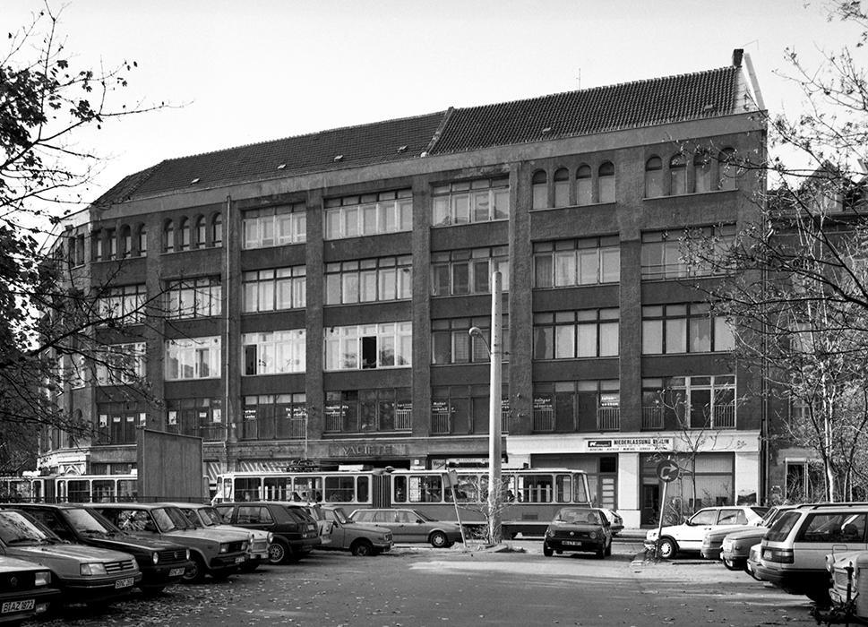 Fassadengestaltung 1991